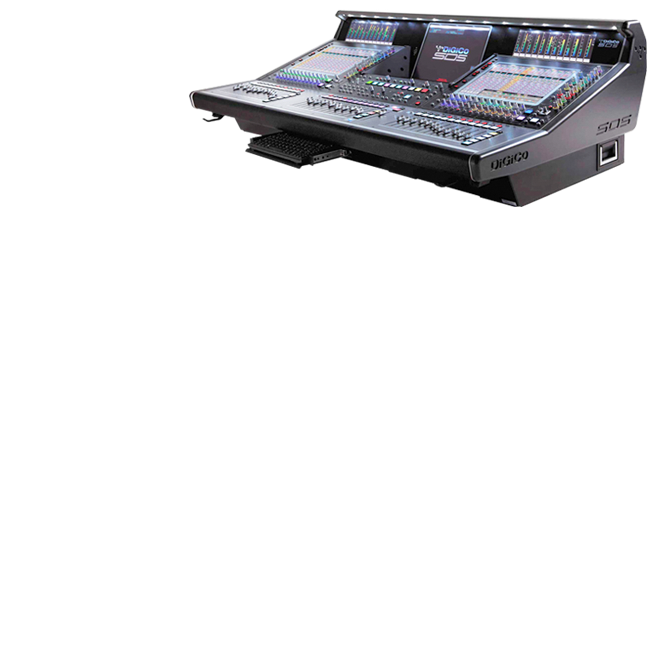 DIGICO SD5 X