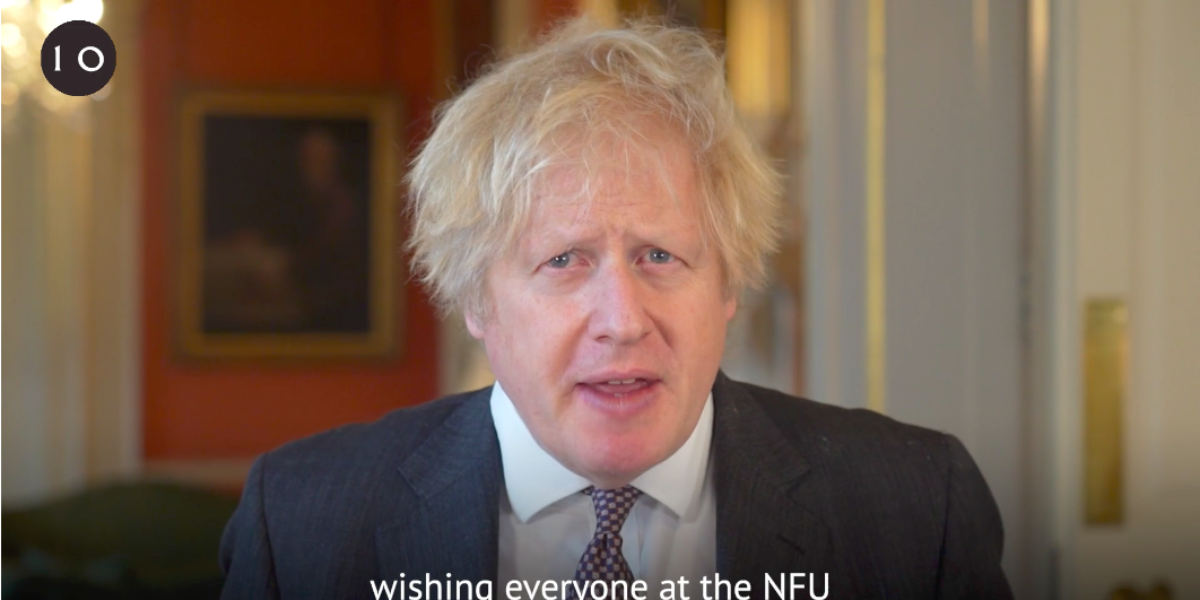 Boris message